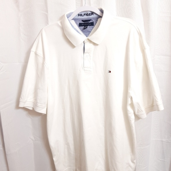 Tommy Hilfiger Other - Tommy Hilfiger Short Sleeve Polo Shirt